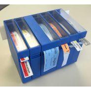 Etiquettes médicales et pharmaceutiques - luquet & duration - 180 x 275 mm et 290 x 400 mm