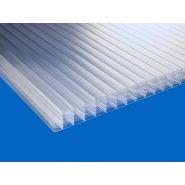 Plaque polycarbonate alvéolaire 32mm