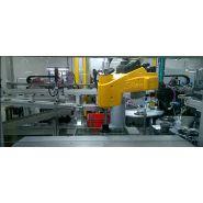 Machines spéciales - caire industrie - temps de cycle 24s