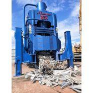 Presse cisaille idromec série cls t500 / t650 / t800