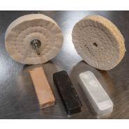 Met'xtrom - kit de polissage des métaux