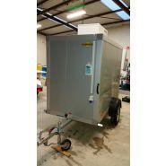 Remorque frigorifique - arpm - alimentation mixte 12v/220v