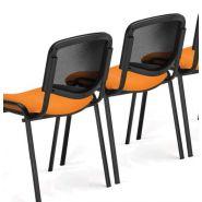 Chaise polyvalente iso-ergomesh, dossier resille
