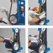 All-job - dispositif à bande abrasive