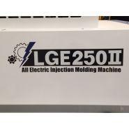 Presse a injecter plastique ls mtron - lge 250 ii