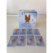 Lingettes hydroalcooliques