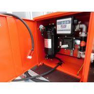 Remorque carburant aviation citerne rff 900 l