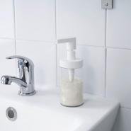 Tackan distributeur savon, blanc
