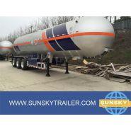 Ss9400lpgx - remorques citerne - xiamen sunsky trailer co.,ltd - charge utile 24800 kg