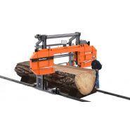 Wm1000 - scie industrielle - wood mizer france - puissance: 30kw moteur electrique