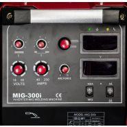Mig300i - poste à souder à l'arc - topwell - tension maximum de circuit ouvert 55v