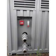 Location - chaudière gaz et mixte 2360 kw pour eau chaude de 100°c | c-2300