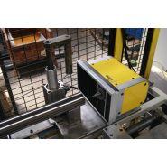 Machine de marquage par micro percussion integre