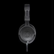 Ath-m60x-casque d'écoute professionnel sur l'oreille