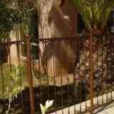 Adonis-barrière fer forgé