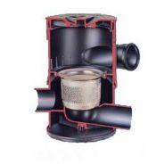 Filtre eau de pluie auto-nettoyant sans rehausse - wff100