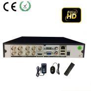 Dvrm8phds - enregistreur dvr full hd - mecer - 8 voies 1080p