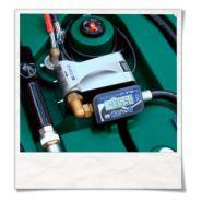 In line diesel - débitmètre à turbine carburant - liquide : gazole - débit : 10 à 150 l/min