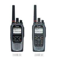 Portatif radio professionnelle pmr numérique /analogique série ic-f3400d/dp