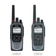 Talkie-walkie professionnel pmr numérique aves écran et clavier ic-f3400d/dp