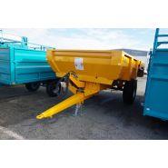 Bm 4800 - bennes tp - rolland - charge utile approximative : 10720 kg