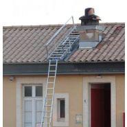 Cheminements toitures - Passerelle - Echelles plus - Revêtements : tôle
