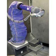 Tpsn - protection pour robot industriel - asp - arceau combiné d'axe 1