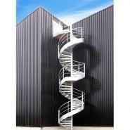 Escalier hélicoïdal - Omnimetal