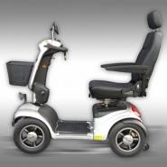 Scooter electrique 889slbf argent - j1175106
