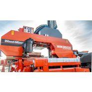 Wm3500 - scie industrielle - wood mizer france