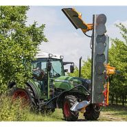 Obs profi - lamier arboricole - binger seilzug - porte-lames vertical