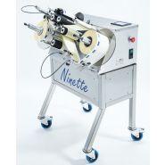 Ninette 2 - étiqueteuse alimentaire - machine semi-automatique