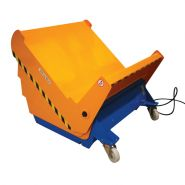 Présentoir inclineur de caisses 40° (ap40)