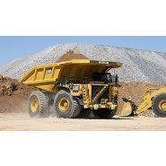 793f tombereau minier - caterpillar - c175-16 cat