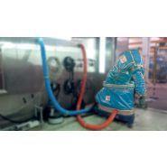Torcal b+ - protection pour robot industriel - asp - tissus enduit deux faces ou non tissé base pe