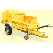 Clb18 transporteur de chape - bunker - tek.sp.ed. - 750 kg