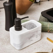 Shadow distributeur savon avec éponge
