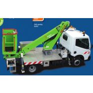 142 tle camion nacelle - fe group - 3.5t