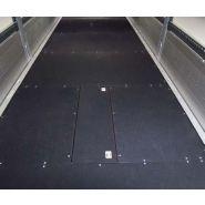 Plancher de remplacement contre plaqué pour remorques schmitz