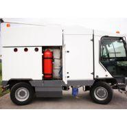 L 6000g - laveuse de voirie - cmar - capacité version gaz l 6000g