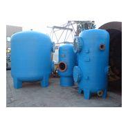 Filtres à sable - filtres fournier - surfaces de 0.28 à 9.62 m2