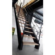 Escalier acier ipn