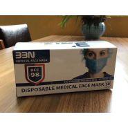 Masque de protection type iir non sterile