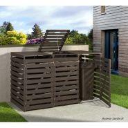 Cache-conteneurs et abris poubelle - anima jardin - 240 l