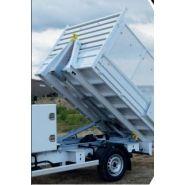 Dynamic's d20 ca - bras hydraulique pour camion - cornut - 2 t