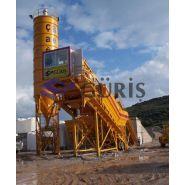 Gmp 60 centrale à béton - guris - mobile - 60 m3/h