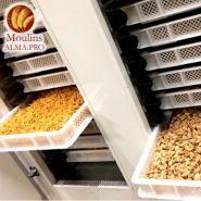 Ec8 - séchoirs à pâtes professionnels - moulins alma pro - capacité * 24 kg
