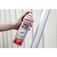 Peinture alu 700°c - bombe de peinture - itw spraytec - séchage complet en 24 heures