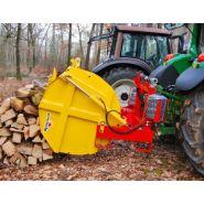 Fagomatic bu pro - fagoteuse à bois - rabaud sas - poids : 320 kg