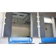 Niveleurs de quai à bavette pivotante - armo - longueur 400 mm